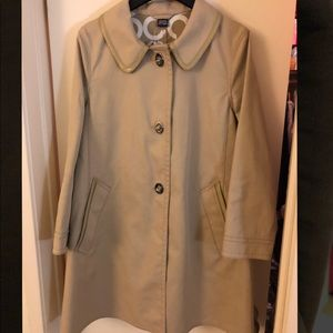 NWT Coach Rain Coat 🧥